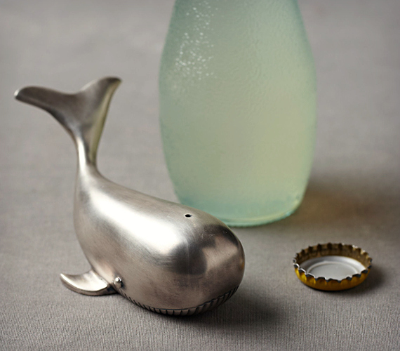 Goodly Whale Bottle Opener