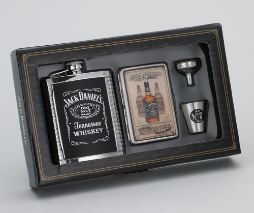 Jack Daniels Shot Glass Travel Set