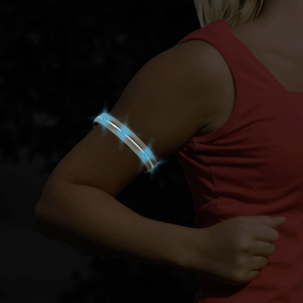 LED Arm Band Safety Light