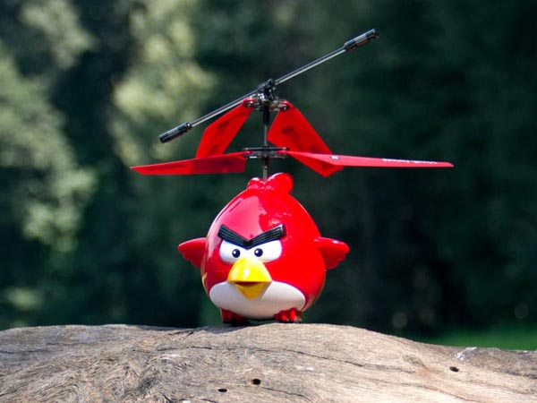 Angry Bird RC Helicopter