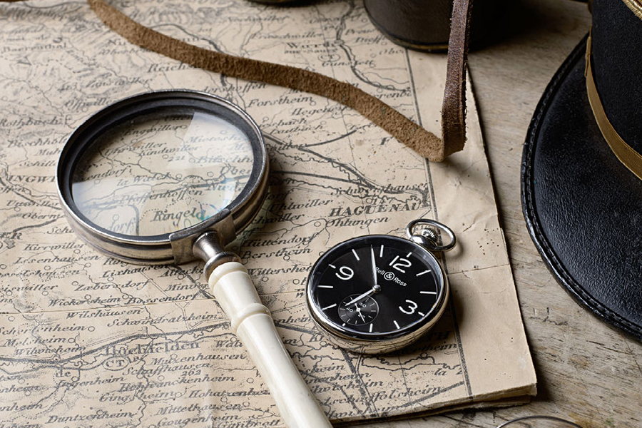 Bell & Ross Vintage Pocket Watch