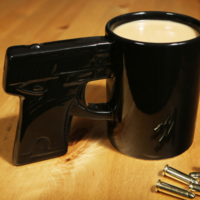 Big Mouth Toys The Gun Mug