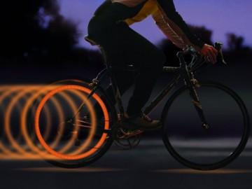 Bike Spoke-lit LED Safety Light