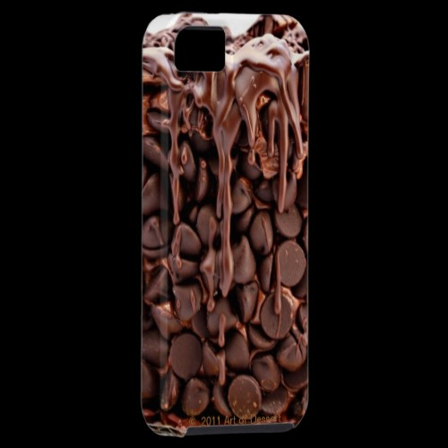 Chocolate Wasted Cake iPhone Case