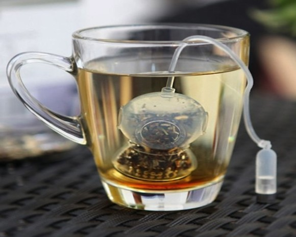 Deep Tea Diver Strainer
