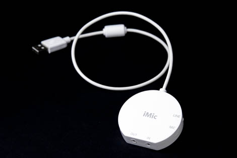 Griffin Technology iMic USB Audio Device