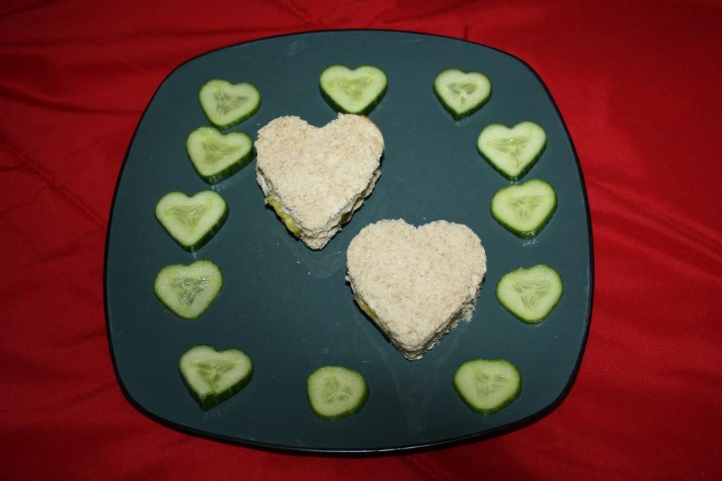 Heart Shaped Cucumber Growing Kit
