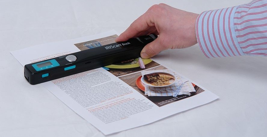IRIScan book scanner