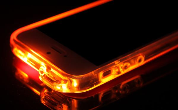 Lighting iPhone 5 Case