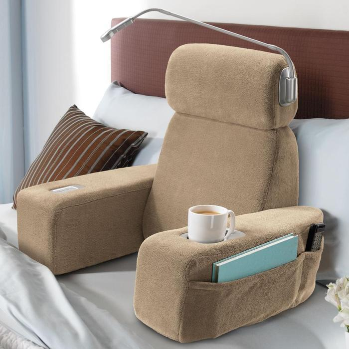 Massaging Bed Rest by n.a.p.
