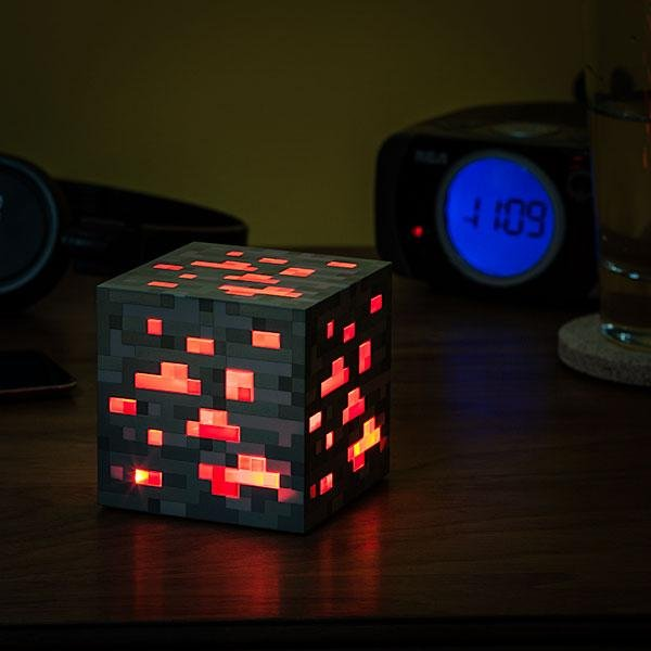 Minecraft Night Light Display