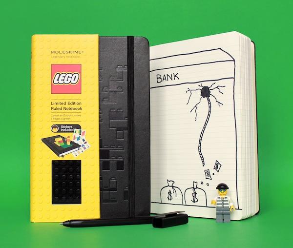 Moleskine LEGO Pocket Notebook