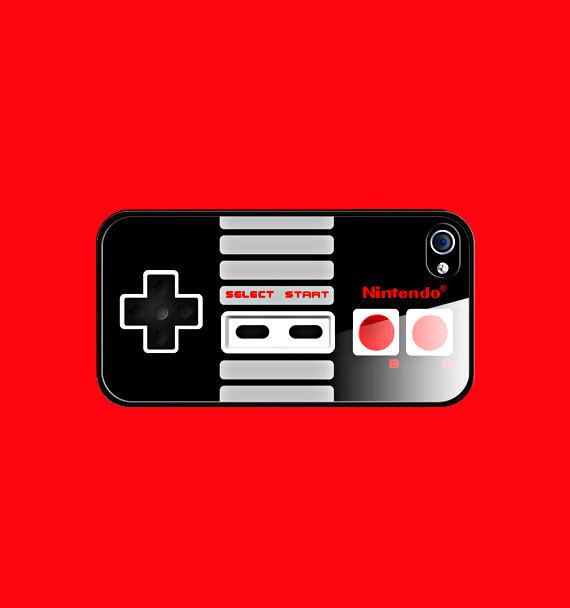 Nintendo Controller Case for Iphone 4s