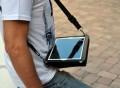 Convertible Messenger Bag for iPad