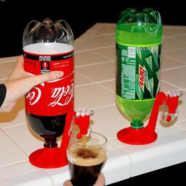 Fizz Saver Dispenser Machine