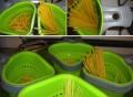 Portion Control Pasta Basket