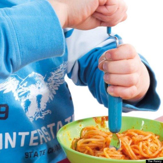 Rolognese Spaghetti Fork