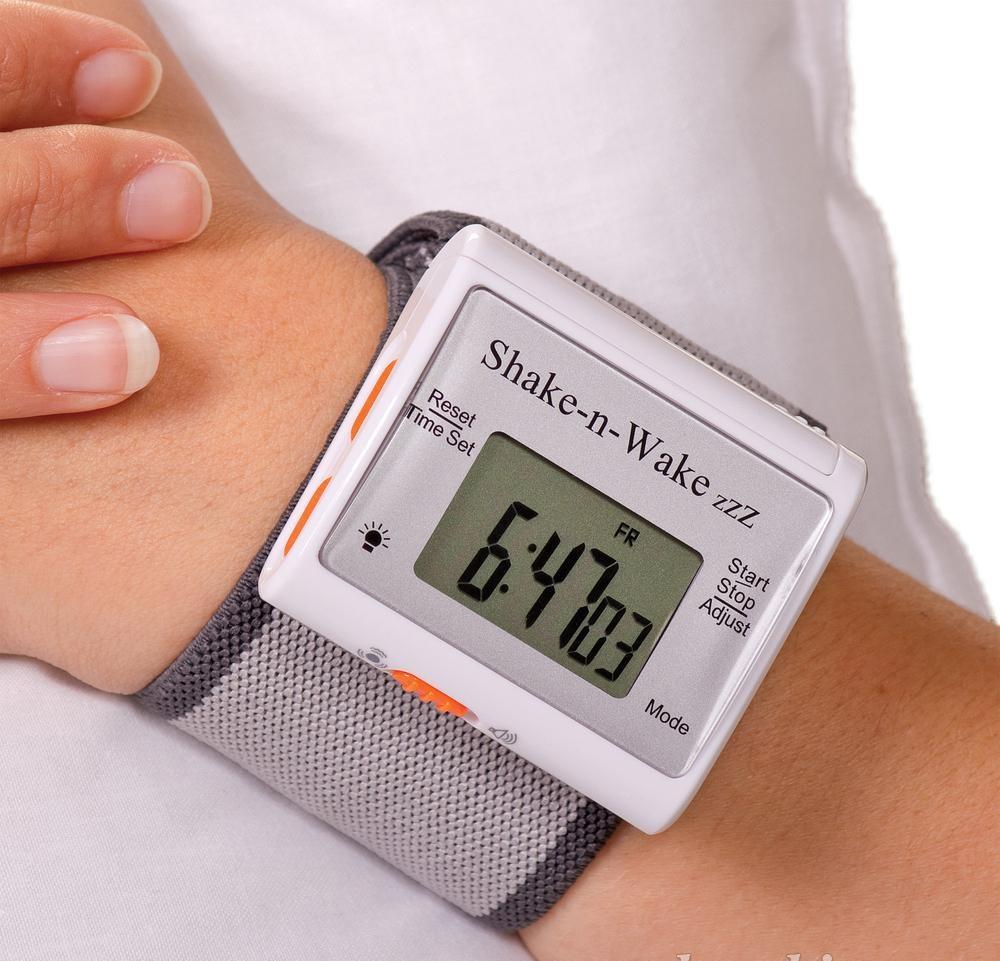 Shake 'n' Wake Alarm Clock