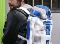 Star Wars R2-D2 Back Buddy