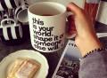 This is Your World Mug