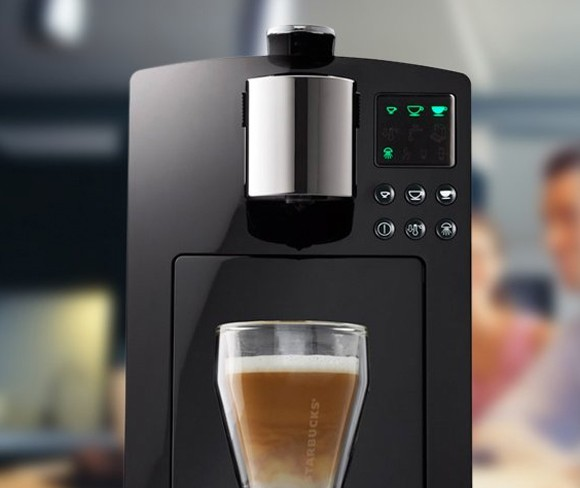 Verismo 585 System by Starbucks