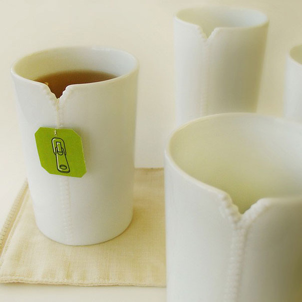 Zipper Cup Set