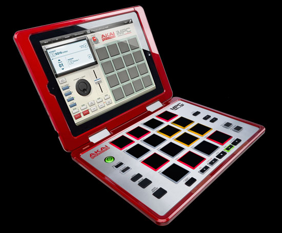 Akai MPC Fly for iPad