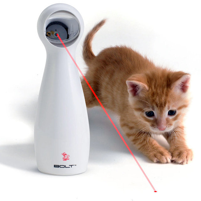Bolt Interactive Pet Laser Toy
