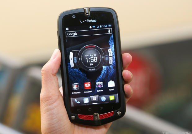 Casio G'zOne Commando Smartphone Case