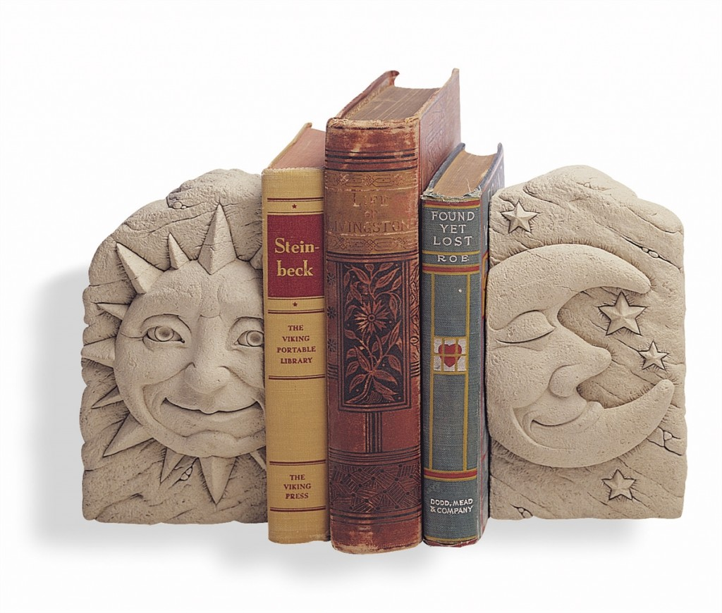 Classic Old World  Bookends