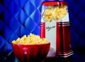 Coca Cola Mini Hot Air Popcorn Popper