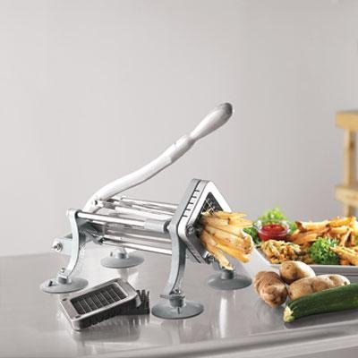 commercial french fry cutter restaurant