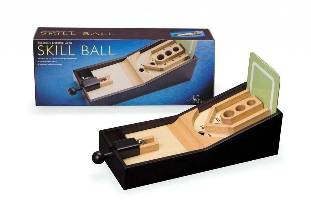 Desktop Skill Ball