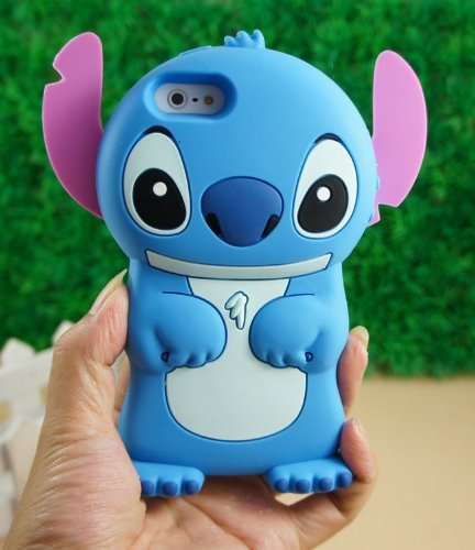 Stitch Movable Ear Case for Iphone 4/4s