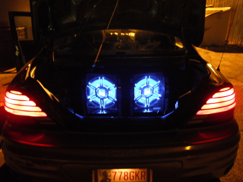 Illumination Bandpass Subwoofer