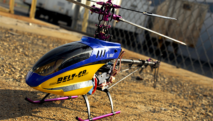E-Sky 500-Size RC Helicopter