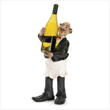 Waiter Bottle Holder