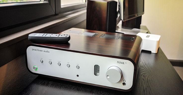 iNova Amplifier with Speakers