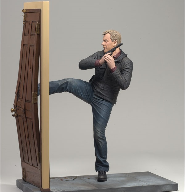 Jack Bauer Action Figure by McFarlane