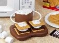 Microwavable S'Mores Maker