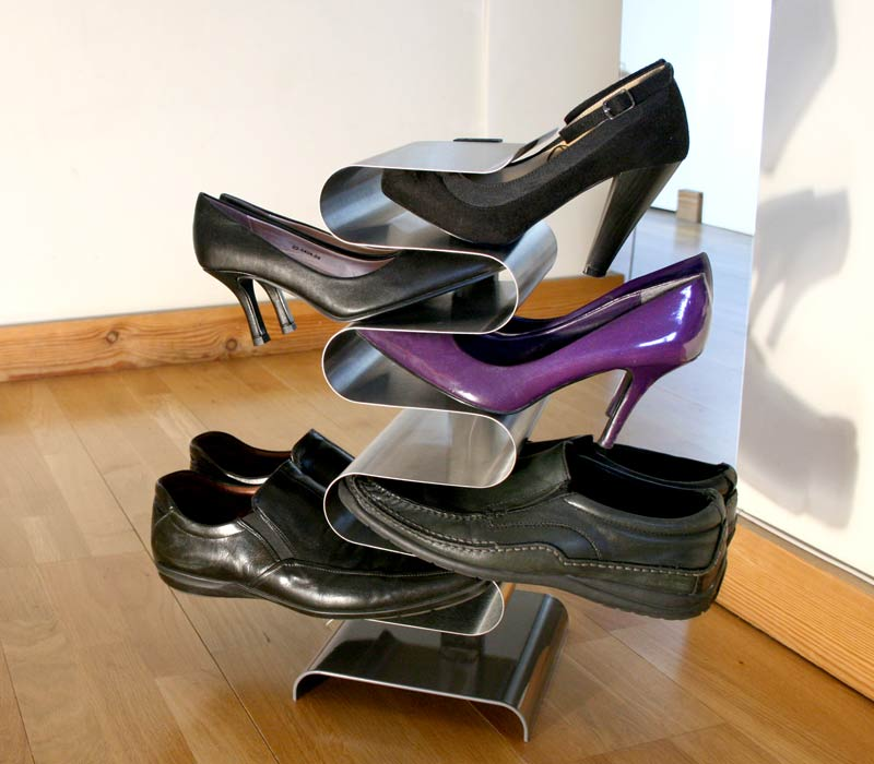 Nest Floor Shoe Rack