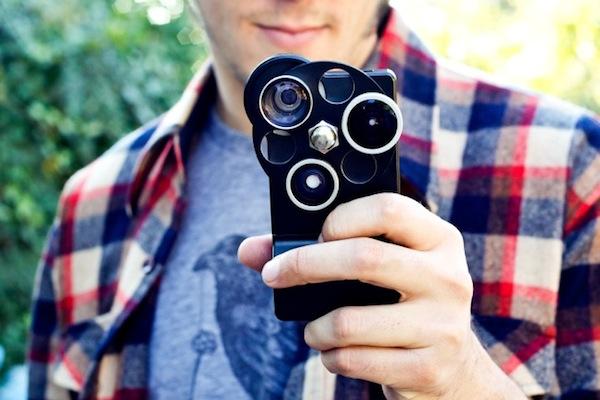 Rotatable Lens Set
