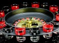 Shot Glass Roulette – Drinking Game Set