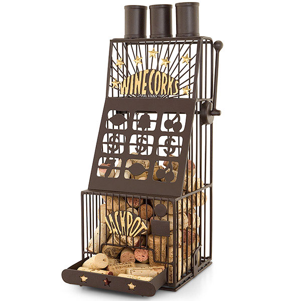 Slot Machine Cork Cage