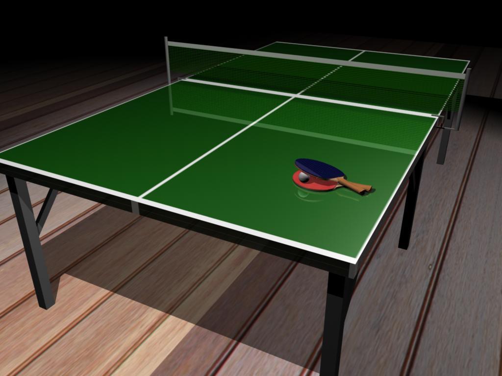 Stiga Legacy Indoor Table Tennis