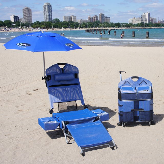 The Complete Beach Chair