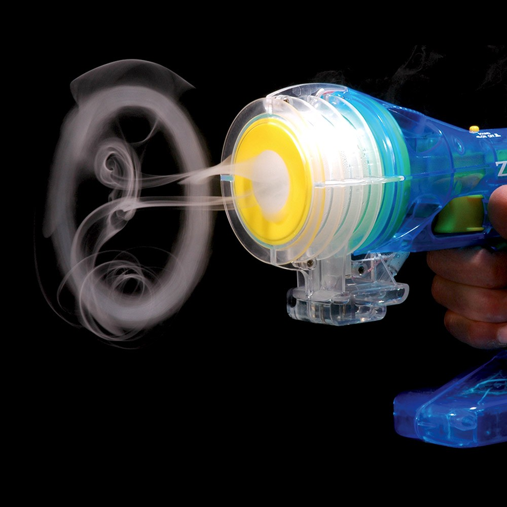 The Zero Fog Blaster Smoke Rings Launcher