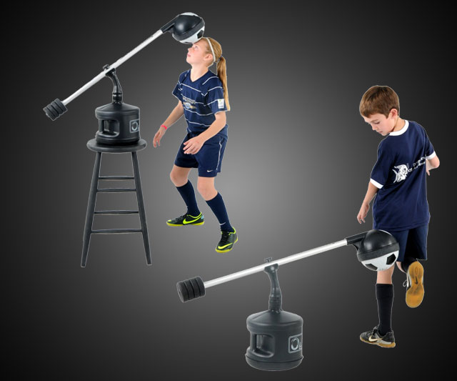 Zero Gravity Soccer Training System