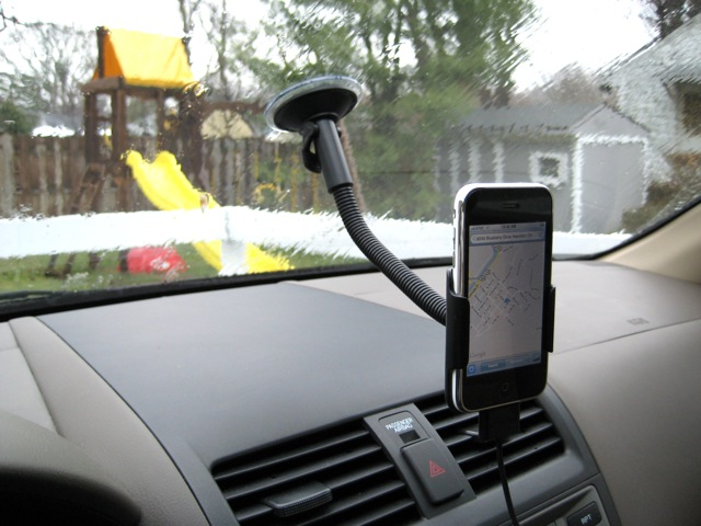 Belkin Window Mount for iPhone and iPod