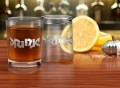 Bottoms Up Shot Glasses